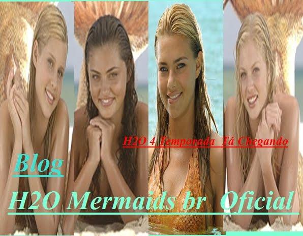 H2O Mermaids Br Oficial