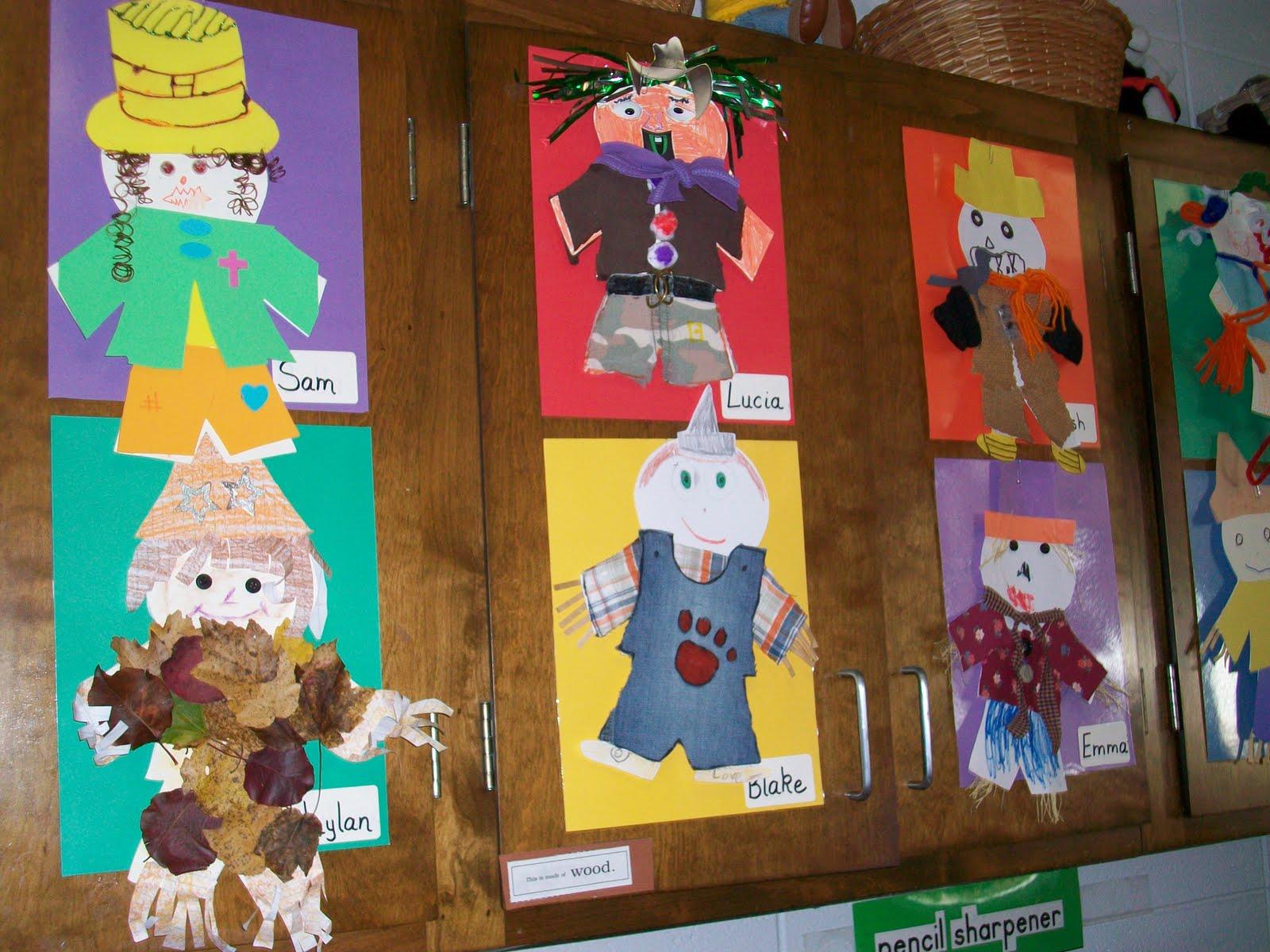 Kindergarten: Scarecrows