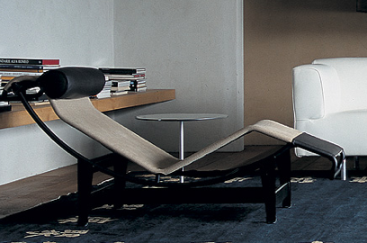 the le corbusier chaise lounge lc4 is the best known and most successful of his designs that first exhibited at the salon d automne in 1929 - Chaise Salon Design