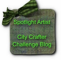 I was spotlighted! ~Dec. 7, 2010