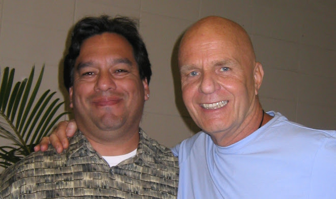 Dr. Wayne Dyer and Al Diaz