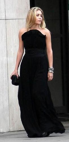 Ir de boda con vestido negro
