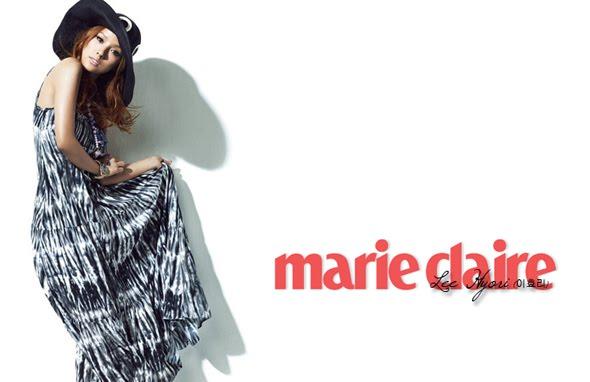 Lee Hyori...sesiones para Cosmopolitan y Marie Claire. 20100616_leehyoricecimarieclaire_1