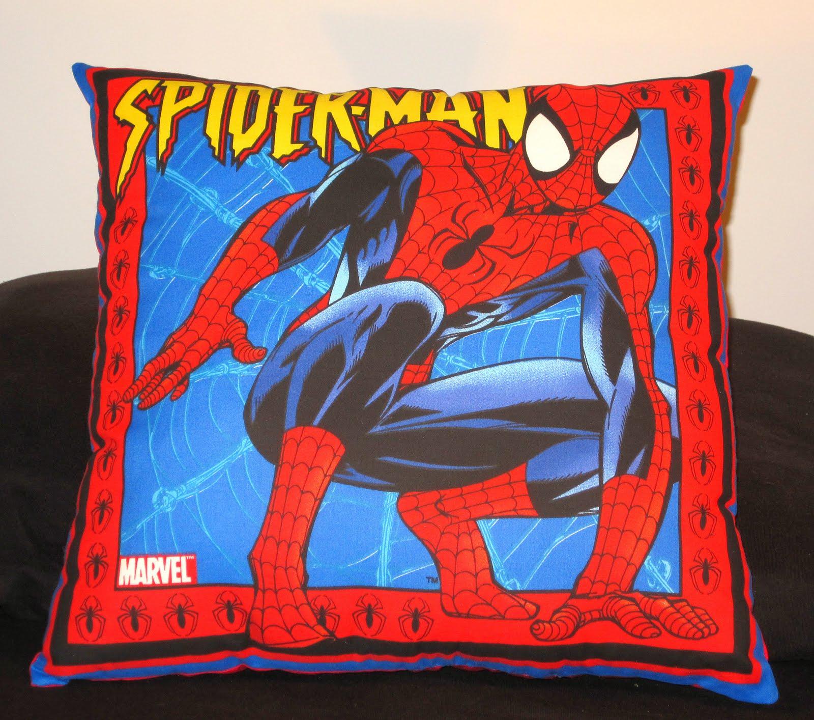 The 'Stache: Spiderman Swag