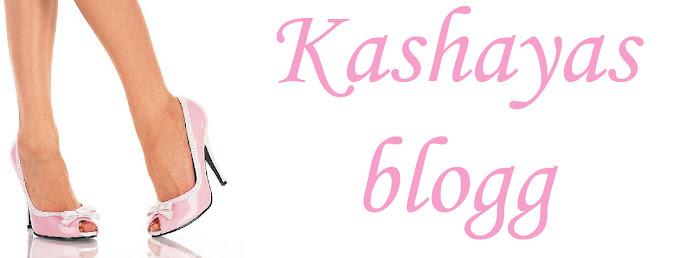 Kashayas blogg