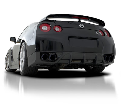 Nissan Gtr R35 Black Edition. their Nissan GT-R R35