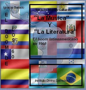 """""""La Musica y la Literatura"""" El Boom Latinoamericano en 1960"""