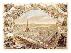 Posters ciudades europeas, ss. XIX y XX