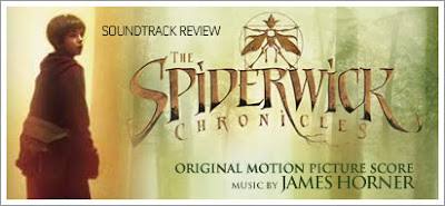 The Spiderwick Chronicles (Soundtrack) by James Horner