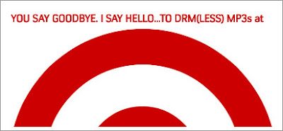Target to sell MP3s online without DRM