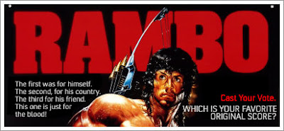 Vote for your favorite Rambo Score