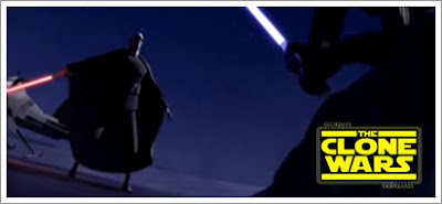 Star Wars:  The Clone Wars Teaser
