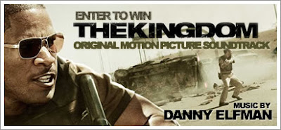 Enter to win THE KINGDOM by DANNY ELFMAN
