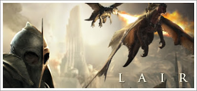 Playstation Store releases one track from Lair