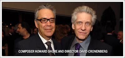Howard Shore Interviewed at Movie Geeks United
