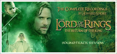 Lord of the Rings:  The Return of the King - Complete Recordings