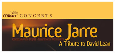 Maurice Jarre:  A Tribute to David Lean Review