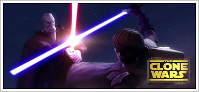 Star Wars: The Clone Wars Ramping Up