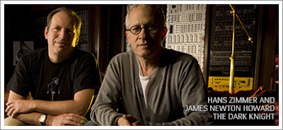 Hans Zimmer and James Newton Howard - THE DARK KNIGHT