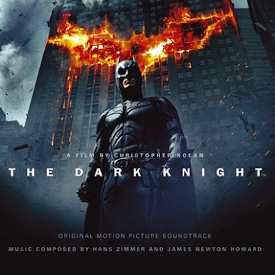 The Dark Knight (Soundtrack) by Hans Zimmer and James Newton Howard