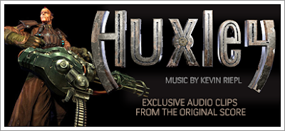 Exclusive Audio from HUXLEY by Kevin Riepl