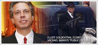 Elliot Goldenthal Scores Public Enemies