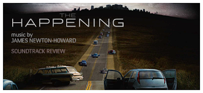 The Happening (Soundtrack) by James Newton-Howard - Review