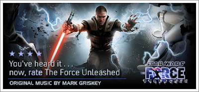 You've Heard It - Now Rate The Force Unleashed!