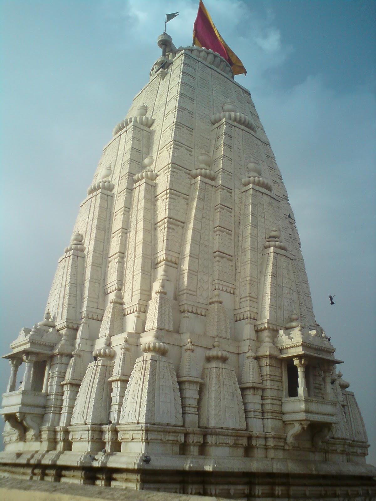 The Rani Sati Dadi Temple, Jhunjhunu | My Yatra Diary...