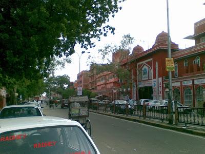 Pink City - Jaipur