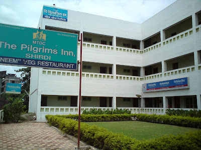 MTDC's Pilgrims Inn Hotel in Shirdi