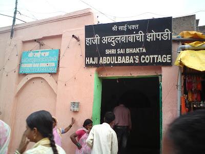 Haji AbdulBabas cottage - Shirdi