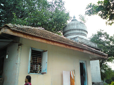 The Temple of snake Sheshnag, the seat of Lord Vishnu who incarnated as Laxman
