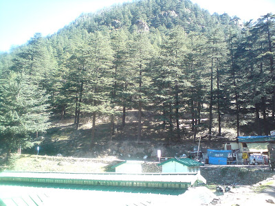 Bhaironghati - Enroute to Gangotri