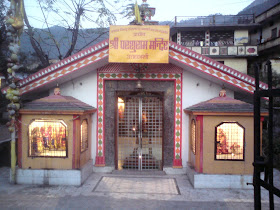 Parshuram Temple in Uttarkashi