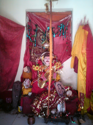 Idol of Lord Chowranginath in Chowrangikhal