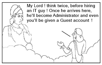 it guy, admin, administrator, guest account, it hiring, god hiring