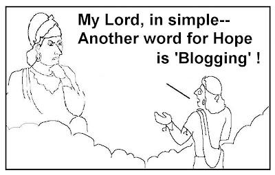 blogging, hope, explaining blogging, weblogging, god