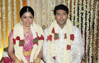 jeyam ravi wedding