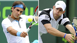 federer vs roddick highlights live update