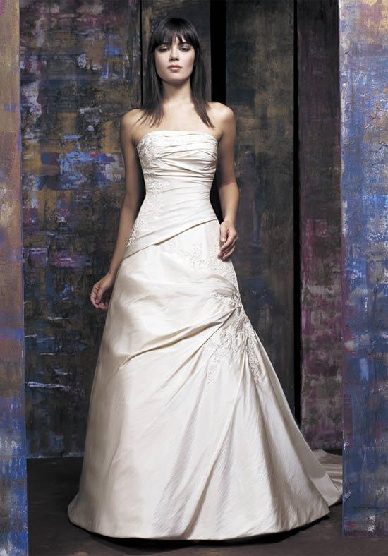 Bride wedding dress 2 for Italian wedding dress designers