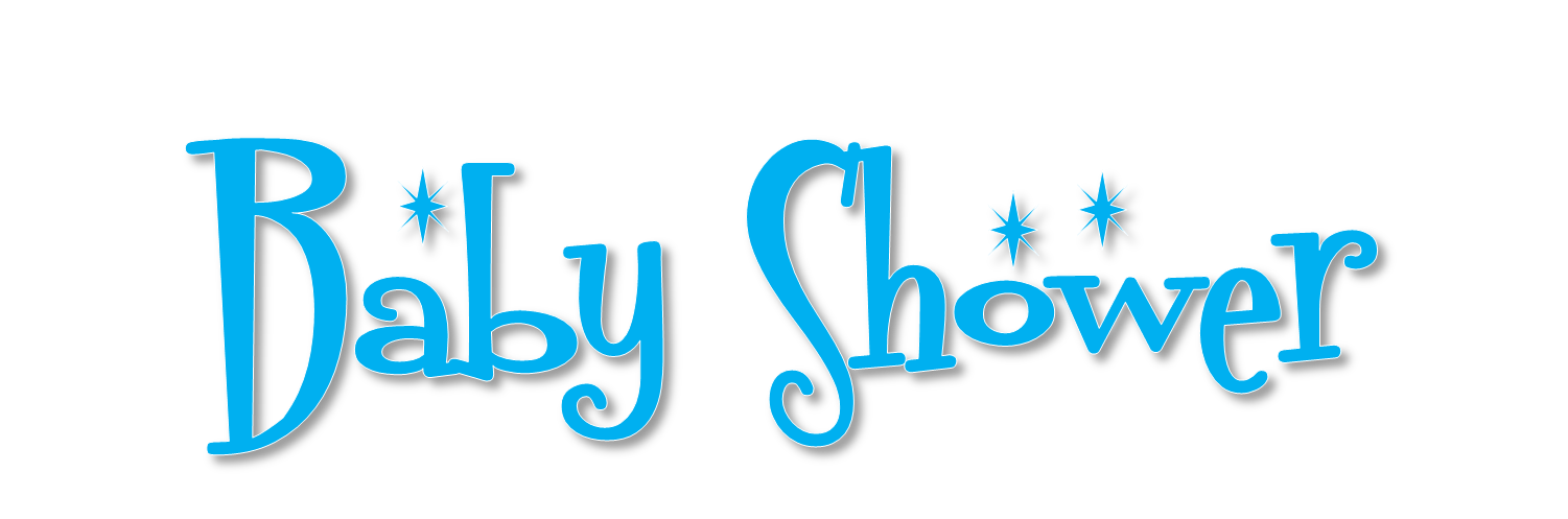 Baby Shower Logo