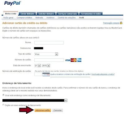 Confirmar PayPal 2 - PTCs em Prática