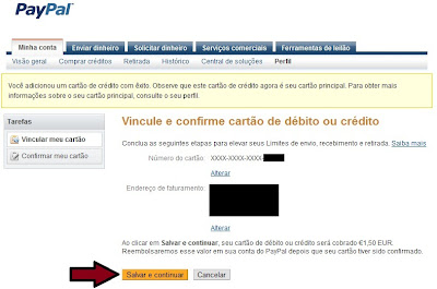 Confirmar PayPal 3 - PTCs em Prática