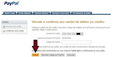 Confirmar PayPal 6 - PTCs em Prática