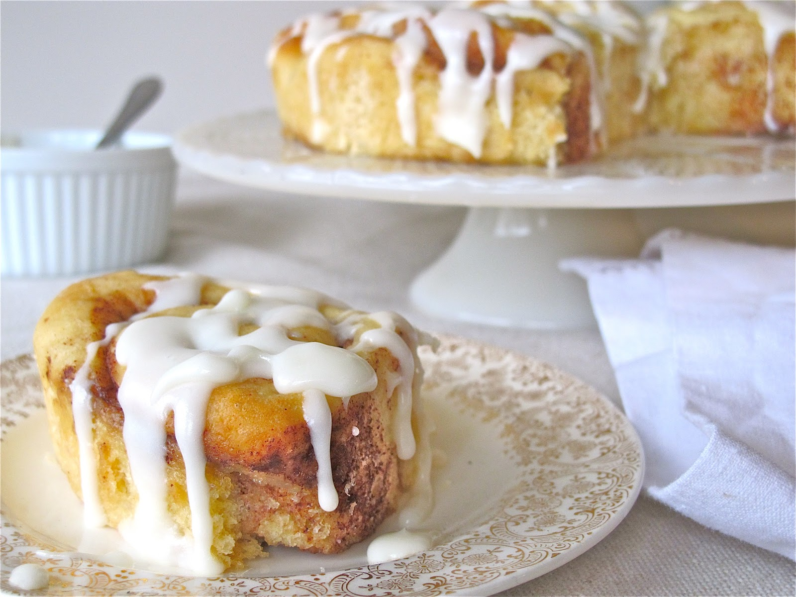 Jenny Steffens Hobick: Recipes | Homemade Cinnamon Rolls ...