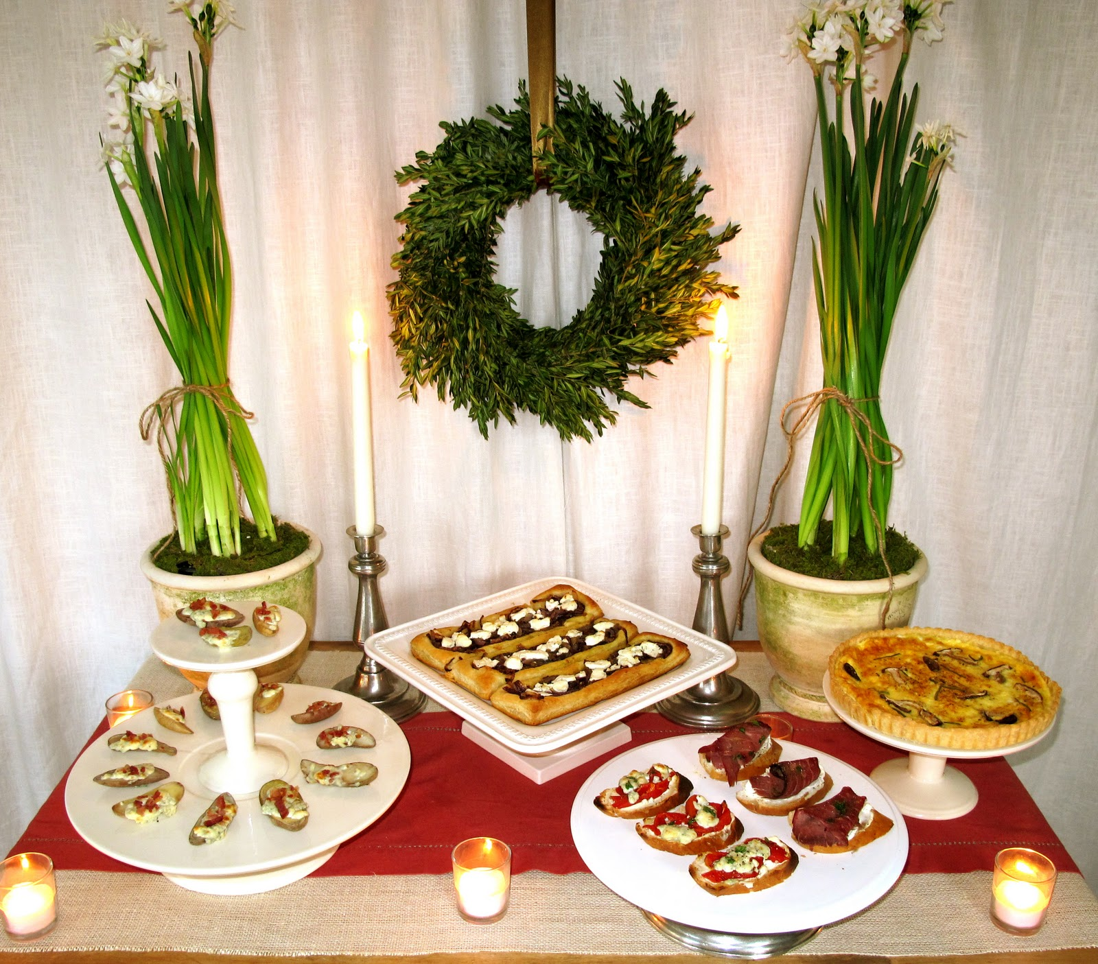 holidays entertaining christmas cocktail party menu budget friendly party ideas