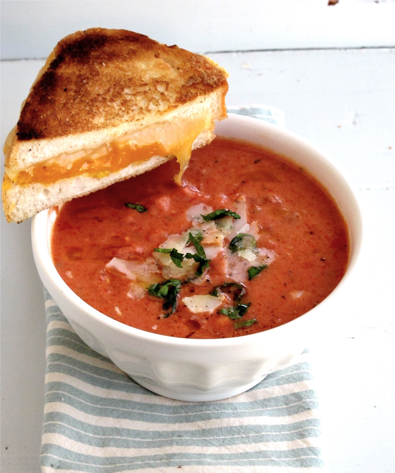 This is what I want my soup to look like from http://jennysteffens.blogspot.com/