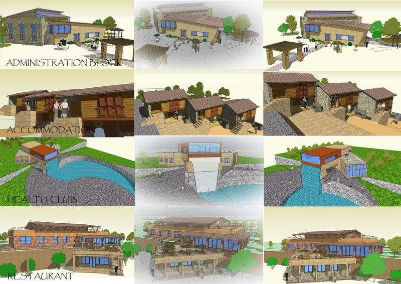beach resort architecture thesis