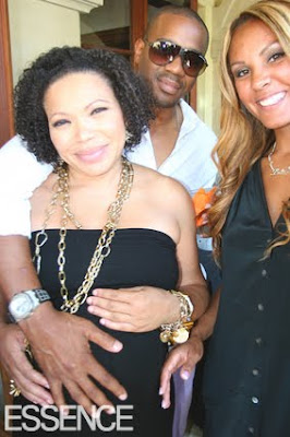 Tisha Campbell Martin's Baby Shower
